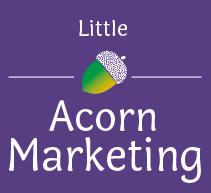 little acorn marketing logo