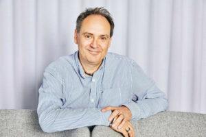 Neil Thompson portrait