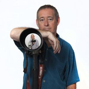 Tim North portrait